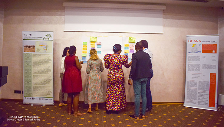 Interactive facilitation was used throughout the workshop to establish shared priorities and concrete follow up.